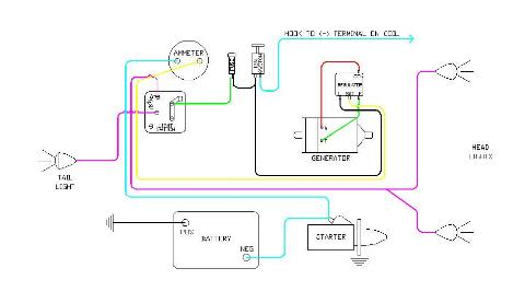Farmall Cub 12 Volt Wiring | Wiring Diagram on